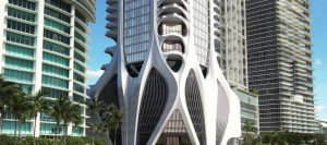 Descubre los nuevos edificios emblemáticos de Miami que parecen obras de Art Basel
