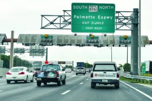 Impulsan ley para eliminar vía exprés del Palmetto