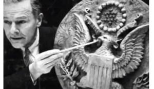 """Descubre qué es """"La Cosa"""" y cómo la usó la inteligencia de la URSS en la Guerra Fría (Video)"""
