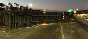 FHP cerró todos los carriles de la I-4 en dirección oeste en Longwood