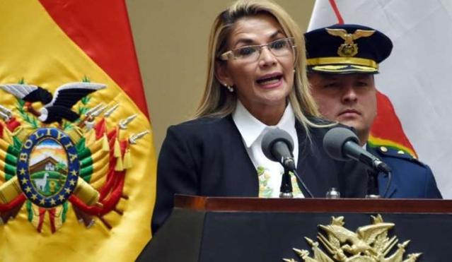 Jeanine Áñez asumió la presidencia de Bolivia tras la salida del país de Evo Morales.