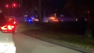 Conductor muere luego estrellarse en residencia de Tampa