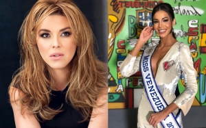 """Alicia Machado aseguró que la preparación de la Miss Venezuela 2019 """"no se notó"""" (+VIDEO)"""