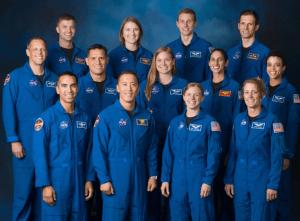 Quiénes son los astronautas que participarán en las misiones con destino a Marte