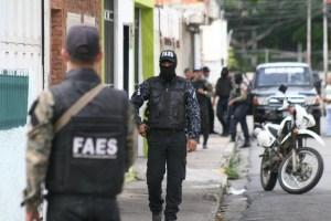Delincuentes asesinaron a un funcionario de las Faes en Coche