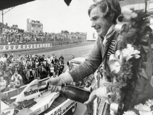 Fue campeón mundial y tuvo sexo con miles de mujeres: James Hunt, el playboy de la Fórmula 1