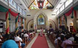 Iglesias en Aragua adaptan los horarios de las Misas de Aguinaldo