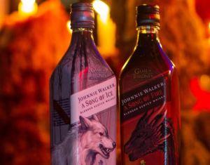"""Johnnie Walker trae a Venezuela las dos últimas botellas coleccionables inspiradas en """"Game Of Thrones"""" (FOTOS)"""