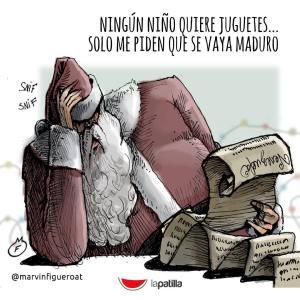 Caricaturas de este miércoles 11 de diciembre de 2019