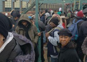 Problemas mecánicos aumentan caos en el Metro de Nueva York