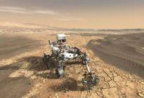 La Nasa buscará fósiles microscópicos en Marte con nuevo robot en 2021