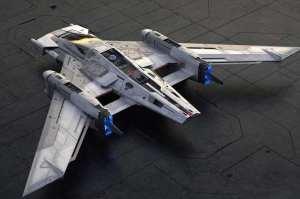 EN FOTOS: Así es la nave que Porsche diseñó para el estreno de la última película de Star Wars