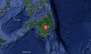 Terremoto de magnitud 6,8 sacude la isla Mindanao en Filipinas (Video)