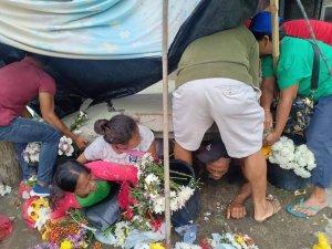 Muere una niña de seis años en el terremoto de la isla filipina de Mindanao (Fotos)