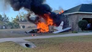 Accidente aéreo en el vecindario de Columbia dejó un muerto