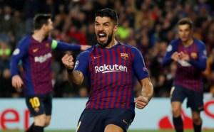 Luis Suárez estará cuatro meses fuera de las canchas