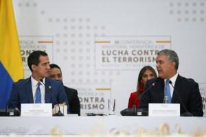 Guaidó tras desconocimiento de Duque a Maduro: Colombia es y será un aliado para los venezolanos