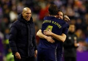 Ramos: Zidane nos dijo que esa Champions tenía que ser para nosotros