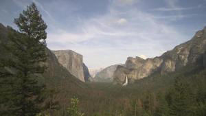 Reportan 170 personas enfermas en Yosemite Park
