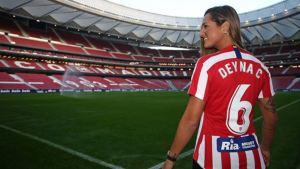 Deyna Castellanos entra en la convocatoria del Atlético de Madrid y podría debutar el #11Ene