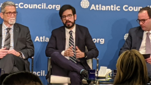 Diputados expresaron en Washington la necesidad de un cambio político en Venezuela