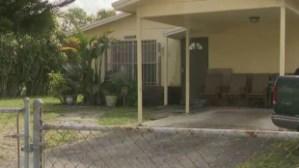 Mujer de Fort Lauderdale recibe disparo en su casa