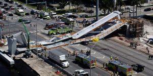 Llegan a acuerdo con víctimas del derrumbe de puente de FIU
