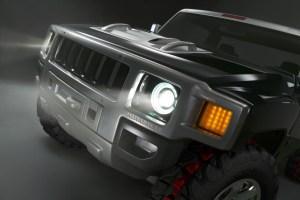Se espera el regreso de la Hummer… como una pickup eléctrica (OUCH)