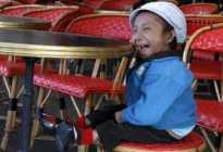 Muere el hombre más bajito del mundo en Nepal a los 27 años