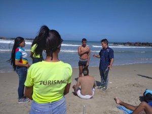 Cierran playas y prohíben zarpe de embarcaciones en La Guaira #16Ene
