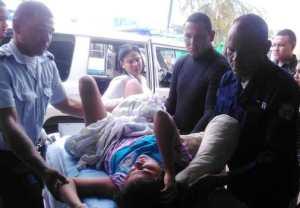Mujer dio a luz en una patrulla policial de Tucupita