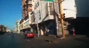 Usuarios denuncian paro de transporte en Aragua #20Ene (video)