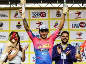 El venezolano Ralph Monsalve ganó la segunda etapa de Vuelta al Táchira