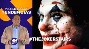 Viajes & Negocios Tendencias: La película de Joaquín Phoenix ha creado un nuevo icono turístico #TheJokerStairs (Video)