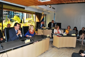 Concejo Municipal de Chacao ratificó a sus autoridades legislativas para este 2020