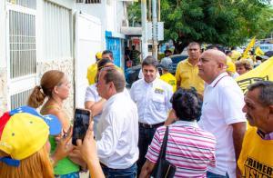 Guanipa: Lo que vive el Zulia es una tragedia generada por Nicolás Maduro y por sus cómplices