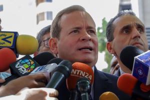 Juan Pablo Guanipa respaldó la protesta de los vecinos de Caricuao contra Maduro (Video)
