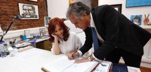 Alberto Fernández demandará al Gobierno de Macri por presuntas tramas de corrupción en la deuda con el FMI