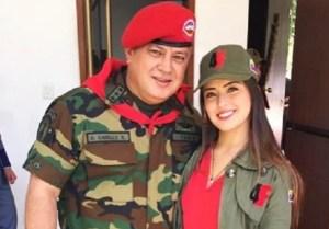Twitter suspendió la cuenta de la hija de Diosdado Cabello por incumplir sus reglas