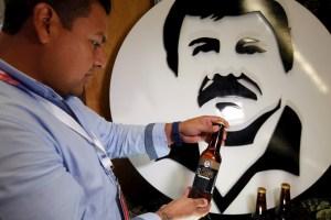 """Beber como un capo mexicano: lanzan cerveza artesanal """"El Chapo"""""""