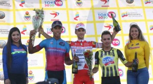 Luca Pacioni es el ganador de la primera etapa de la Vuelta al Táchira (FOTO)