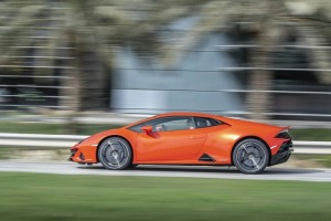 """El """"auto fantástico"""" está más cerca: Es un Lamborghini y tiene voz de mujer (FOTOS)"""