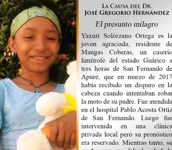 Fotos Este Es El Milagro Aprobado Al Dr Jose Gregorio Hernandez Albertonews Periodismo Sin Censura