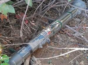 Incautaron un peligroso lanzamisiles AT-4 que portaban unos sujetos en Zulia (FOTOS)