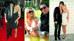 """El historial amoroso de Pamela Anderson, la mujer de cinco matrimonios, 14 portadas de """"Playboy"""" y un video íntimo"""