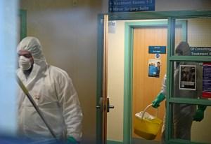 Reino Unido califica el nuevo coronavirus de amenaza grave e inminente