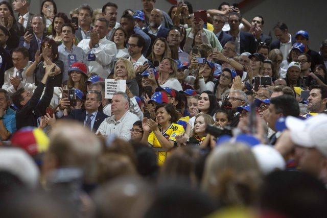 """Resultado de imagen de GUAIDO MIAMI AFP"""""""