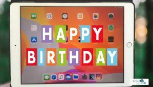 Víctor Ramos: 10 años de iPad