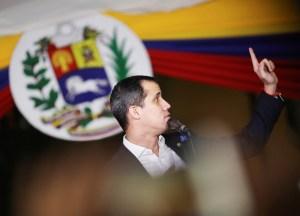 Guaidó anunció la donación de nueve millones de dólares para luchar contra el Covid-19