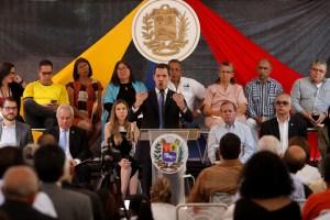 Gobierno legítimo rechazó órdenes de captura del régimen contra el equipo de Guaidó (Comunicado)